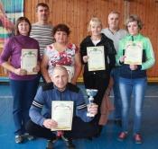 Ветераны спорта Назаровского района определили лучших баскетболистов