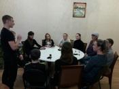 В Назаровском Центре помощи семье и детям искали мафию