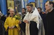 Православные назаровцы торжественно встретили праздник Рождества Христова