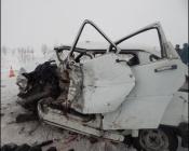 ДТП в Назаровском районе. Водитель погиб, пассажир-подросток в тяжелом состоянии