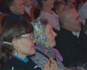 В городе Назарово прошел фестиваль «Рождественские звоны»