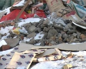 На территории Преображенского сельсовета выявлена незаконная свалка