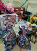 Назаровцы помогли детям получить подарок от Деда Мороза