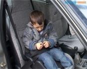 Новые правила перевозки детей в автомобиле не вступили в силу