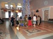 Старый новый год в Городском Дворце культуры