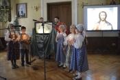 Воскресная школа города Назарово с успехом выступила на  фестивале Рождественских сказок