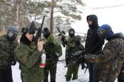 Юноши из Назаровского района преодолели сибирский рубеж