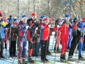 Назаровцев приглашают на лыжню России