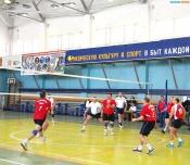 Назаровцев приглашают поболеть за команду волейболистов ГРЭС