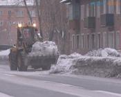 Назаровские депутаты потребовали адресный план вывоза снега
