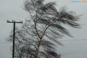 Назаровцев предупреждают о сильном ветре