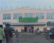 Новый рынок города Назарово освобождают от продуктов