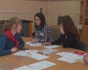Школьников Назаровского района учат отстаивать свою точку зрения