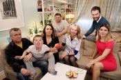 Екатерина Волкова поспорит с мужем в новом шоу