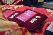 Духовенство Назаровского благочиния удостоено Патриарших наград