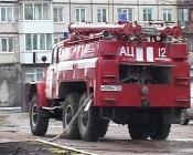 За сутки городские пожарные дважды выезжали на вызовы
