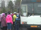 В родительский день автобусы на кладбища будут ходить без расписания