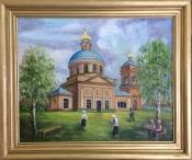 Назаровцы могут увидеть, как выглядела главная церковь