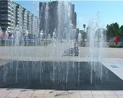 1 июня в городе заработают фонтаны