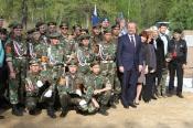 Представители СУЭК приняли участие в торжественной закладке камня в основание «Музея освоения Севера»