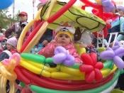 1 июня в нашем городе пройдет карнавал и парад колясок