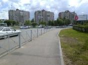 В городе появятся новые ограждения на дорогах