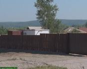 Почти в центре Назарово выделили землю под огород