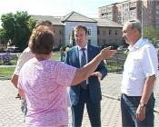 Депутат Государственной Думы остался доволен жизнью города Назарово