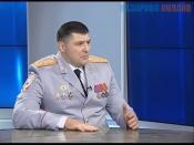 Назаровских полицейских похвалил полковник