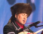 Около 5 тысяч человек в городе Назарово пришли на концерт Надежды Бабкиной