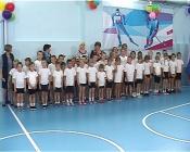 В школе села Павловка отремонтировали спортзал