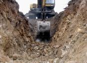 Экскаваторщик оставил без электричества более 2000 жителей города Назарово