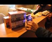 860 поддельных пачек сигарет конфисковали в городе Назарово