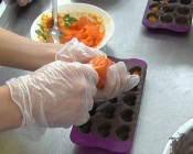 Студенты из города Назарово обещают накормить необычными конфетами представителей всего мира