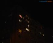 Город Назарово погрузился во мрак