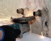 У жителя города Назарово «отрезали» горячую воду