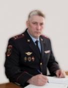 Александр Карзов награжден медалью «За безупречную службу в МВД»
