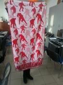 Махровое полотенце получит активный пользователь социальной сети