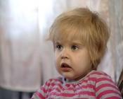 3х-летней жительнице города Назарово нужна пересадка печени