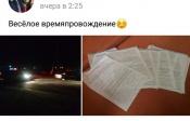 Малолетний «Шумахер» без прав устроил автогонки по городу Назарово