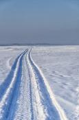 Сильный снегопад мог парализовать школьные перевозки в Назаровском районе
