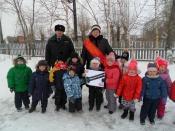Почетные граждане Назаровского района присоединились к Интернет-кампании «Пристегнись, Россия!»