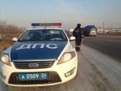 В Красноярске автоинспекторы вводят беспрецедентные меры по контролю за перевозкой детей-пассажиров