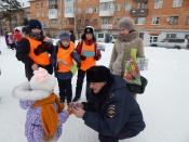 Госавтоинспекторы провели конкурс «ПДДэшный символ года»