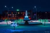 В городе Назарово готовятся к новогоднему оформлению 2019 года