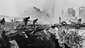 В городе Назарово живет два участника Сталинградской битвы