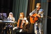 Единственный местный молодежный фолк-ансамбль приглашает на концерт