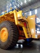 Назаровское ГМНУ освоило ремонты сверхтяжелых машин