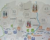 В городе Назарово проходят уникальные уроки краеведения