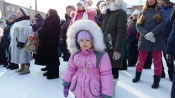 Не все жители города Назарово остались довольны масленичными гуляниями